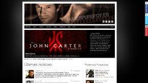 Web www.jamespurefoy.es
